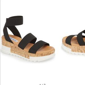 Bandi platform wedge sandal